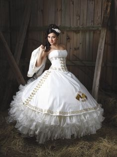 La Glitter quinceanera dresses are the most beautiful and elegant quince dresses in all of Texas. Come visit our quinceanera dress boutique today at Sharpstown Mall, Plaza of the Americas. Mariachi Quinceanera Dress, Mexican Quinceanera Dresses, Mexican Dresses, Xv Dresses, Quince Dresses, Beautiful Prom Dresses, Pretty Dresses, Vestido Charro, Quinceanera Decorations