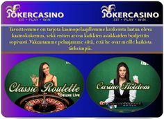 https://flic.kr/p/ZeLja9 | jackpot-hedelmäpelit, Paras online-kasino, Joker Casino | Follow us : www.jokercasino.com/fi  Follow us : followus.com/rahapelit  Follow us : livekasino.weebly.com