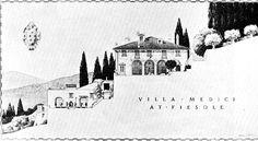 Villa Medici at Fiesole SECTION - Google Search