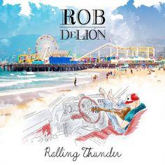 Casa L: Los jueves, músicas nuevas. Rob DeLion