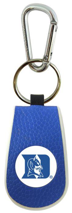New! Duke Blue Devils Team Color Basketball Keychain #DukeBlueDevils