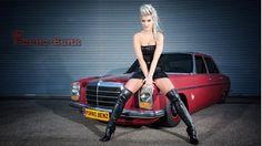 Lowrider Mercedes Benz http://www.autorevue.at/best_of_boerse/mercedes-benz-strichacht-lowrider-oldtimer-gebrauchtwagen-tuning.html