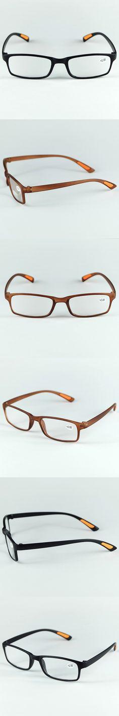 Antislip Design Flexible And Light Plastic Reading Glasses With Lens Power