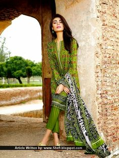 Khaadi-Lawn-Collection-2015-Vol-2