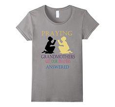 Amazon.com: Women's Praying Grandmothers: Clothing