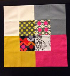 she can quilt: Pattern