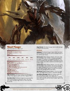 Dungeons And Dragons Races, Dnd Dragons, Dungeons And Dragons Homebrew, Warlock Dnd, Dnd Stats, Rpg Map, Dungeon Master's Guide, Dnd 5e Homebrew, Dnd Monsters