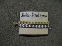 Arrow bracelet (code; 121205) Rp. 20.000 / 3 pcs Rp. 7.000 / 1 pcs