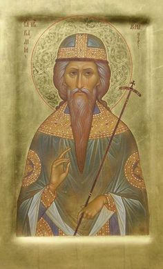 The Holy MonkMartyr Vadim the Archimandrite of Persia Faith Of Our Fathers, Paint Icon, Russian Icons, Best Icons, Byzantine Icons, Orthodox Christianity, Orthodox Icons, Religious Art, Saints