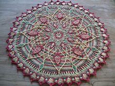 Sunrise overlay crochet | Flickr - Photo Sharing!