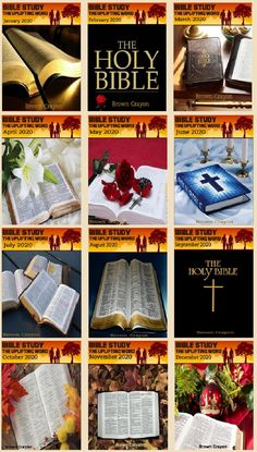😇 Bible Study The Uplifting Word - 2020 - #BibleStudyTheUpliftingWord #DBECommunityOutreach