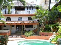 Casa Sonrisa vacation rental in Sayulita Nayarit Mexico