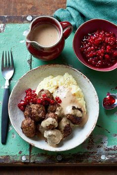 The Pool | Food and home - Real Swedish meatballs recipe, from The Scandi Kitchen by Bronte Aurell, photograph by Peter Cassidy