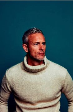 Mark Foster, Turtlenecks, The Fosters, Men Sweater, Sweaters, Fashion, Moda, Fashion Styles, Men's Knits