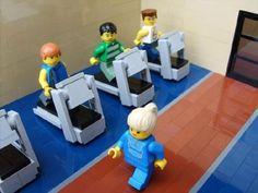 Lego gym