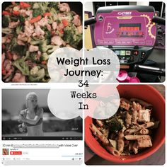 First Time Mom and Losing It: Weight Loss Journey: 34 Weeks In