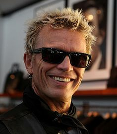 Billy Idol | Rolling Stone | Artists Pick Their Favorite Songs