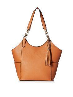 SOCIETY NEW YORK Women's Tote Bag, Cognac, http://www.myhabit.com/redirect/ref=qd_sw_dp_pi_li?url=http%3A%2F%2Fwww.myhabit.com%2Fdp%2FB014492B3G%3F