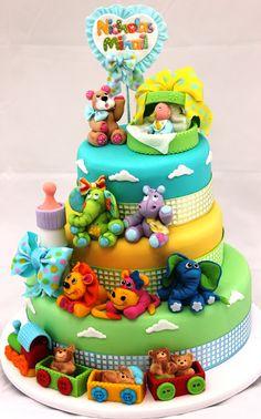 viorica's cakes: Torturi botez, mot, turta