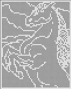 MIGHTY STALLION CROCHET AFGHAN PATTERN COPYRIGHT TINA GIBBONS Free Crochet Doily Patterns, Filet Crochet Charts, Crochet Blocks, Crochet Diagram, Afghan Crochet Patterns, Chat Crochet, Crochet Horse, Fillet Crochet, Crochet Afgans