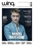 Interviews met oa Daniel Radcliffe en Arthur Japin plus een HIV-special > in #gay magazine #Winq. Download snel!