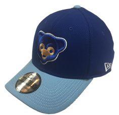 12fd8ef2942 Chicago Cubs 1972-78 Logo Diamond Era 39THIRTY Flex Fit Hat By New Era