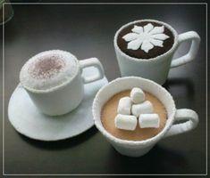 Felt Cafe Drinks