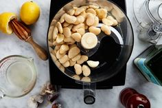 Chef Michael Solomnov makes the creamiest Israeli-style hummus by cooking dried…