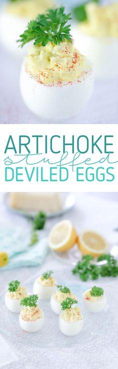 Artichoke Stuffed De