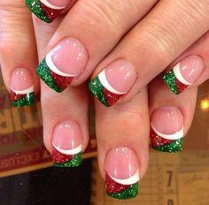 Nageldesign Muster - wie Sie Fingernägel Designs selber machen