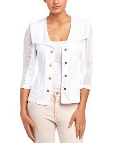 XCVI Begonia Jacket is on Rue. Shop it now.