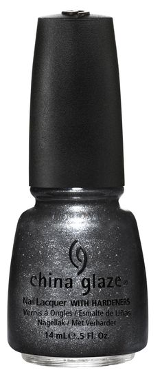 "China Glaze ""Stone Cold"""