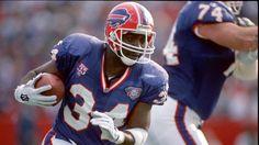 Thurman Thomas, Buffalo Bills - Ranking the 16 greatest running backs in NFL history