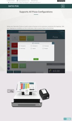 Best Support for Point of Sale and Cash Register. Pizza Special, Pizza Restaurant, Point Of Sale, Cash Register, Pos, Track, Menu, Delivery, Number