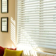 Ultimate 2 Faux Wood Blinds Homedecor
