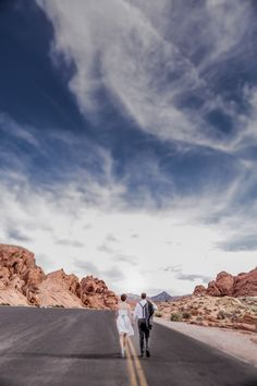 Valley of Fire Wedding | Photo by Amberlight Collective
