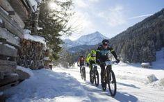 Snow Bike Festival 2018: Eisig durch die Schweiz