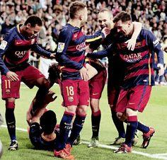Para La Historia Visca Barça