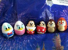 Disneyland Easter egg hunt!