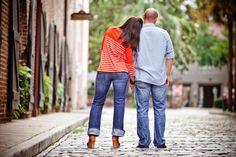 South Carolina Engagement Shoot by Chi Photography of Charleston
