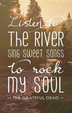 Grateful Dead Lyrics Quote Poster Brokedown by MariaDdesigns I Love Music, Music Is Life, Grateful Dead Lyrics, River Quotes, Rock Quotes, Brokedown Palace, Indiana, Dramas, Attitude