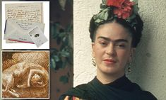 Details of artist Frida Kahlo's affair revealed in love letters