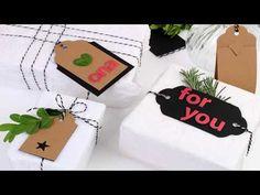 5 ideas de tags navideños muy DIY | innspiro