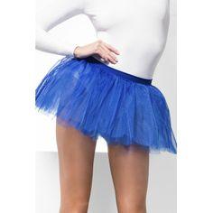 Tutu Underskirt, Blue