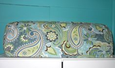 PAISLEY PRINT Cricut Expression Dust Cover by LeapofFaithCreations