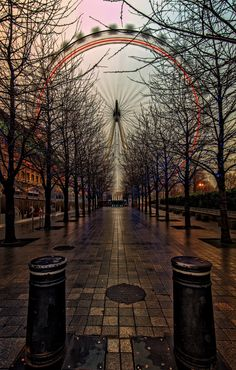 For one week, every Christmas, London dramatically empties. With lots of city-dwellers heading to visit family, the festive period is the perfect time for anyone left in the city to treat it like a personal playground. Here are some favourite locations looking like a spectacular ghost town
