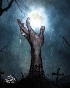 Happy Halloween!!  #halloween #samain #jasonmomoa #zombiekanakanui #imaylookdead #butimnot #justbusy