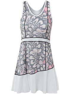 2581cdf2643 Sofibella Women s Adore Romantica Dress Tennis Warehouse