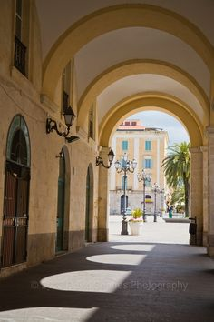 Sassari, Sardinia Italy