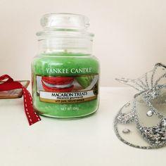 Macaron Treats #yankeecandle #holidayparty
